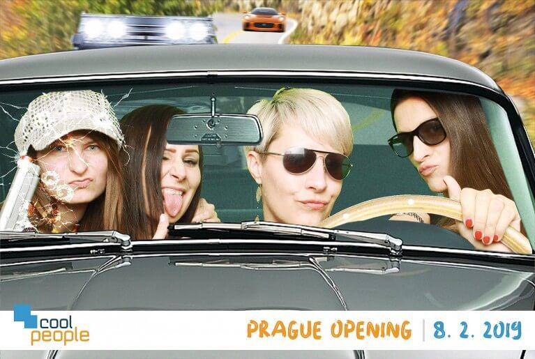 CoolPeople Prague Opening