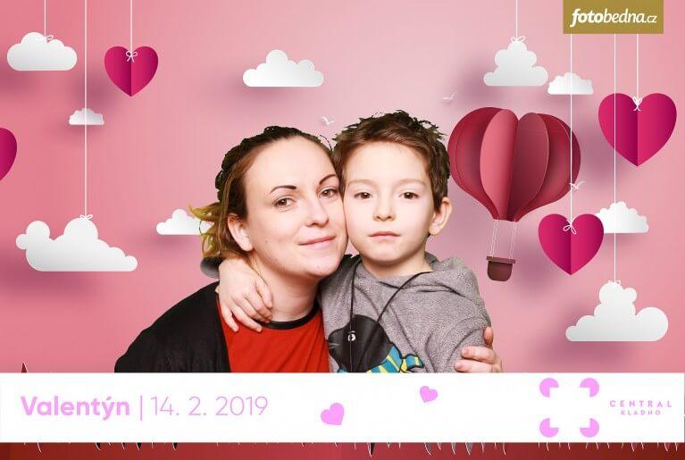 Central Kladno 14. 2. 2019 Valentýn