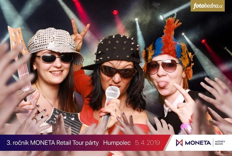 MONETA Money Bank, 5.4.2019 Humpolec