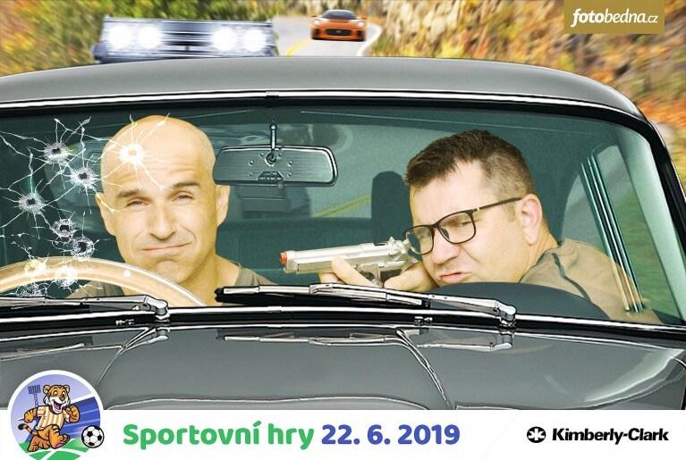 Sportovní hry 22.6.2019