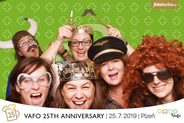 Vafo 25 let