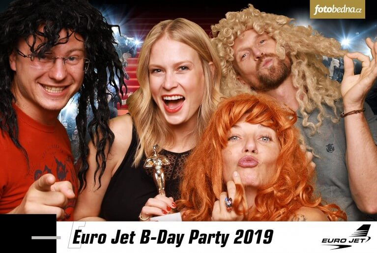 Euro Jet - B-Day Party 2019