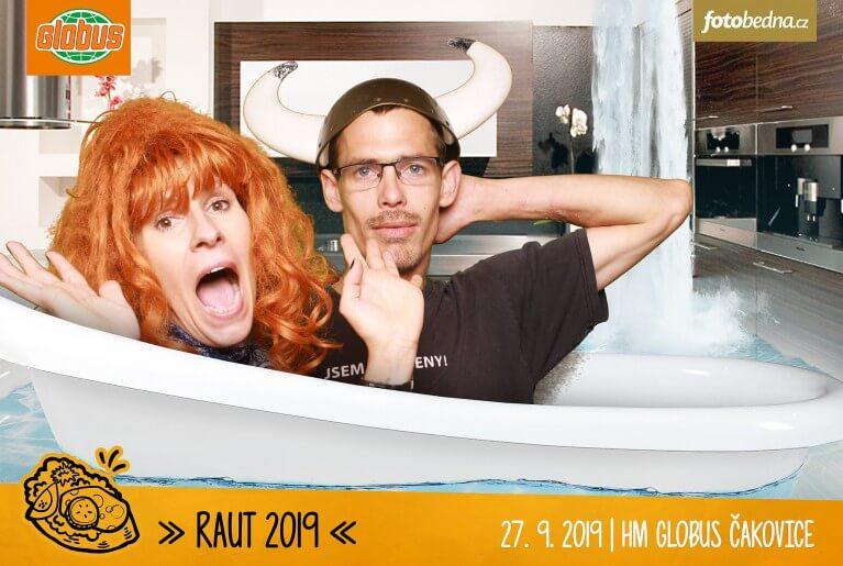 HM Globus Praha - Čakovice | Raut zaměstnanců 2019