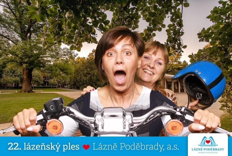 Ples Lázně Poděbrady