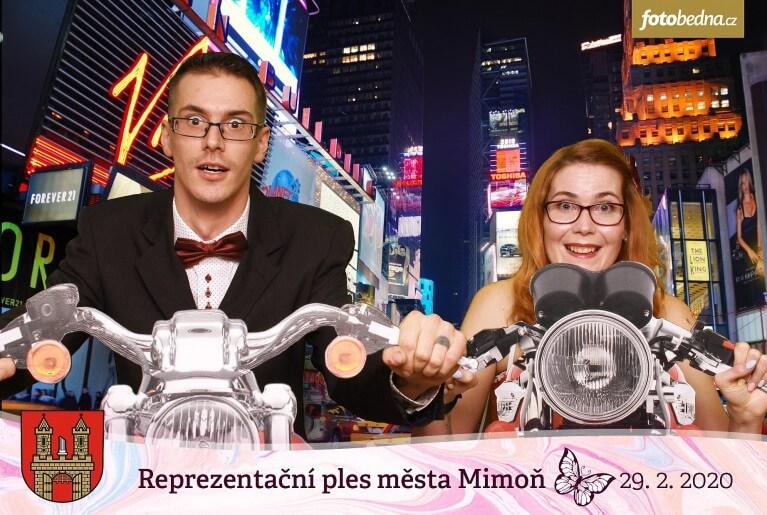 Město Mimoň |  Reprezentační ples 2020