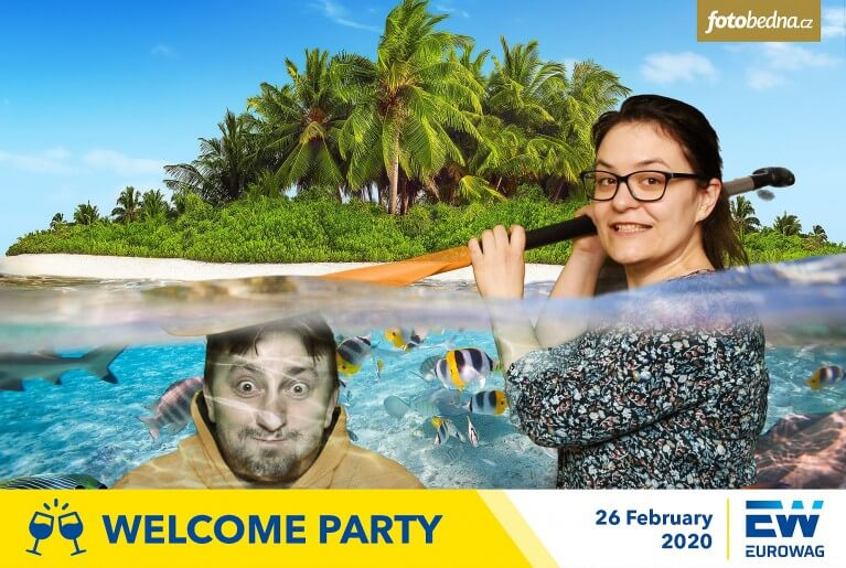 W.A.G. payment solutions, a.s. | Farewell/Welcome party | 26 February 2020